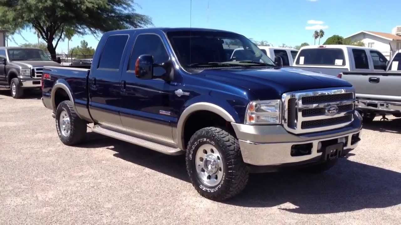 2006 ford f250 diesel 4x4 king ranch wheel kinetics youtube. Black Bedroom Furniture Sets. Home Design Ideas