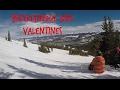 Weekend Skiing in Breckenridge and Valentines