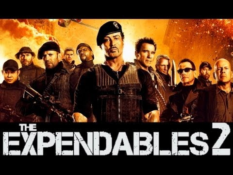 The Expendables 2 - Movie Review by Chris Stuckmann