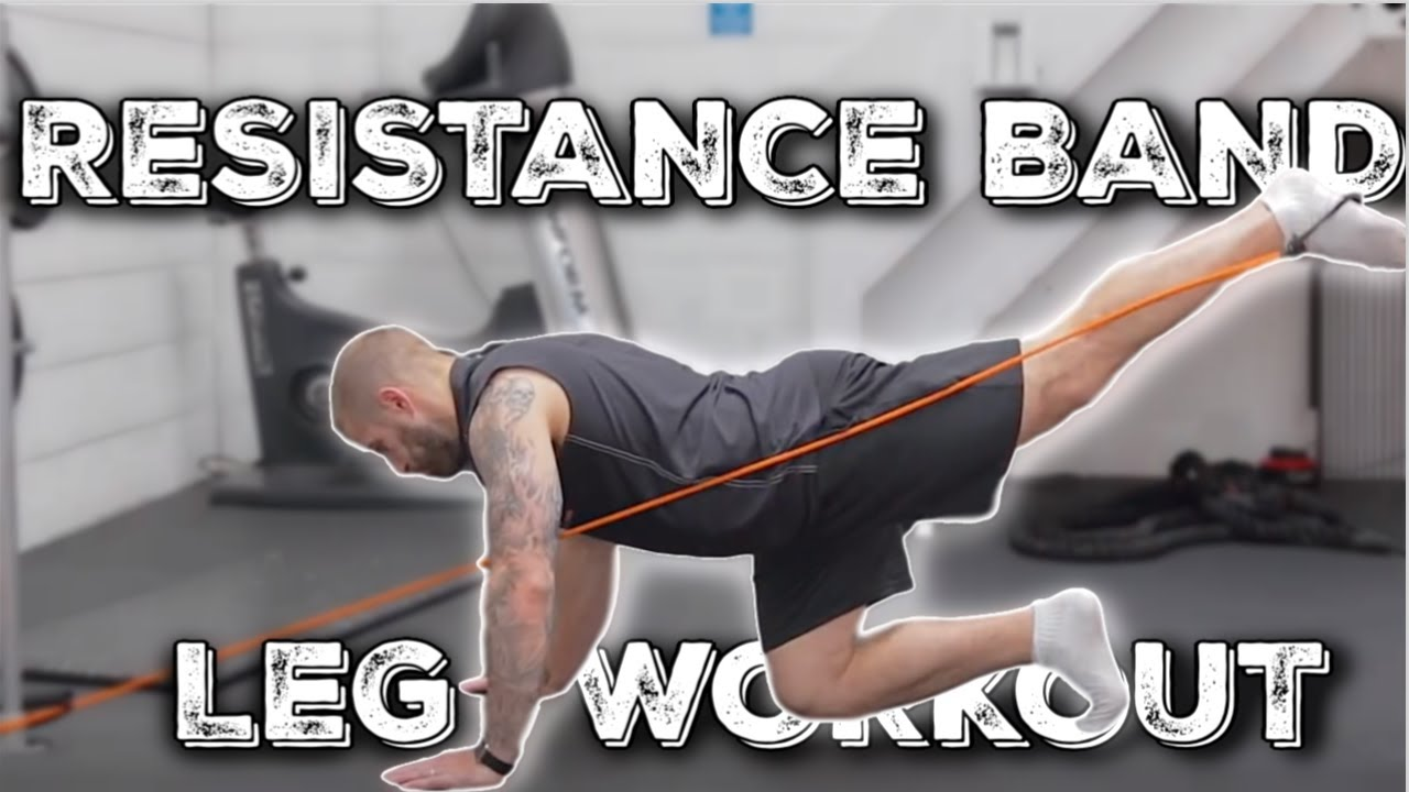 Top 10 Resistance Band Leg Toning Exercises You Never Thought To