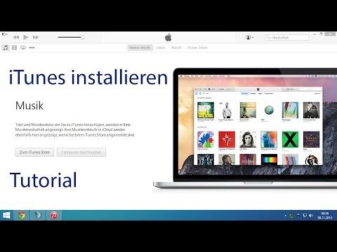 ITunes Installieren Version 12.0.1 Tutorial Deutsch