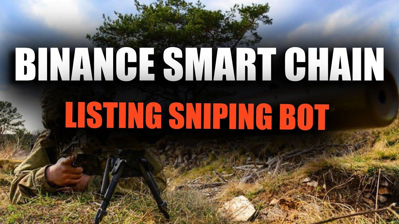 binance sniper bot