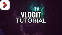 How To Edit Videos In VLOGIT By Filmora 2019 (Vlogit Tutorial)