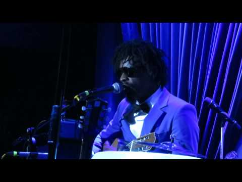 Life On Mars - Seu Jorge Live In NYC - July 21, 2013