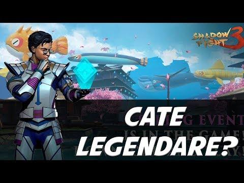Cate LEGENDARE? - Shadow Fight 3 Romania