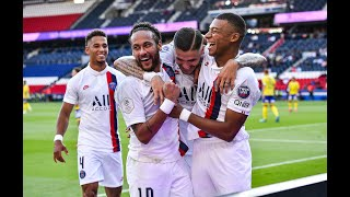 🎥⚽️ Paris Saint-Germain 🆚 Waasland-Beveren ! Le résumé en 🔟 minutes