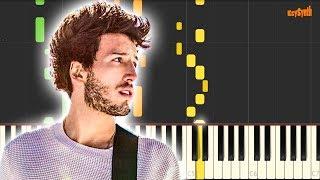 Baixar No Hay Nadie Más (my only one) - Sebastián Yatra - Piano - Synthesia