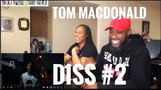 TOM MACDONALD- MAC LETHAL SUCKS REACTION (DISS #2)