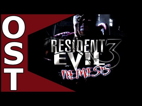 Resident Evil 3: Nemesis OST ♬ Complete Original Soundtrack 💿1