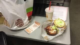 Impossible Burger taste test