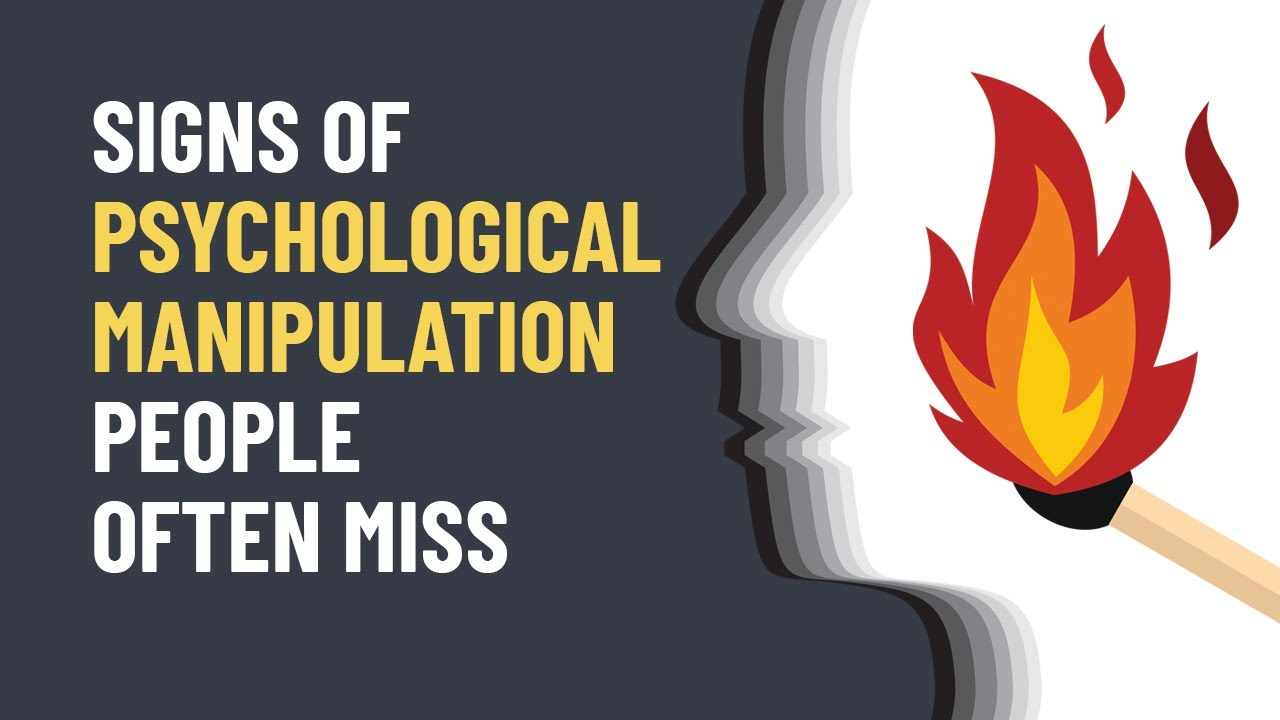 Download 14 Signs of Psychological Manipulation Most People Miss