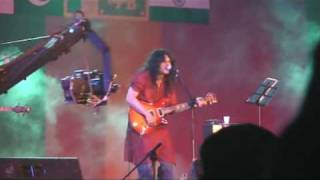 "James: "" Bheegi Bheegi "" Live at South Asia Bands festival , OLD FORT Delhi"