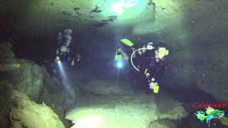 Grand Bahama Owls Hole Cave Dive  April 18 2014 thumbnail