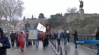 Թբիլիսիի հայերը նշել են Սուրբ Սարգսի տոնը