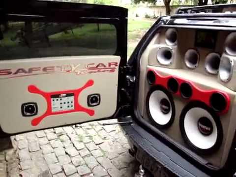 EcoSport 4WD Aro 22 Suspensão a Ar e Teto Solar