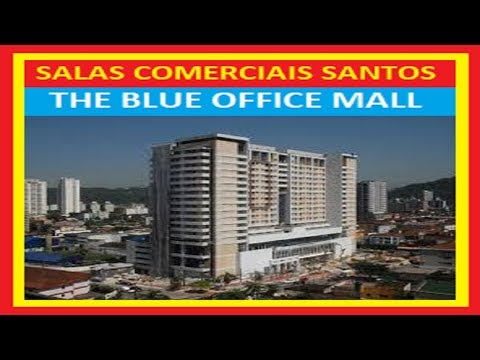 The Blue Officemall Shopping Lojas Salas Comerciais The Blue Office Mall Santos The Blue Officemall