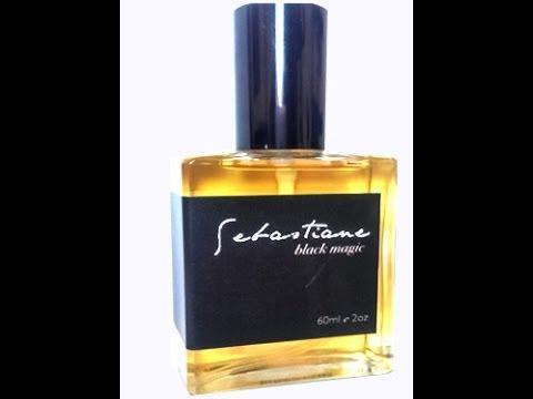 Sebastiane - Black Magic Fragrance Review