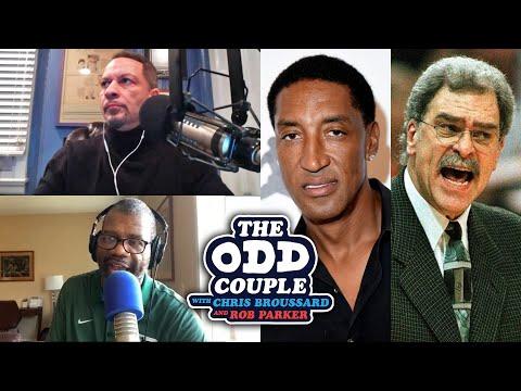 Download Chris Broussard & Rob Parker - Scottie Pippen Doubles Down on Calling Phil Jackson Racist
