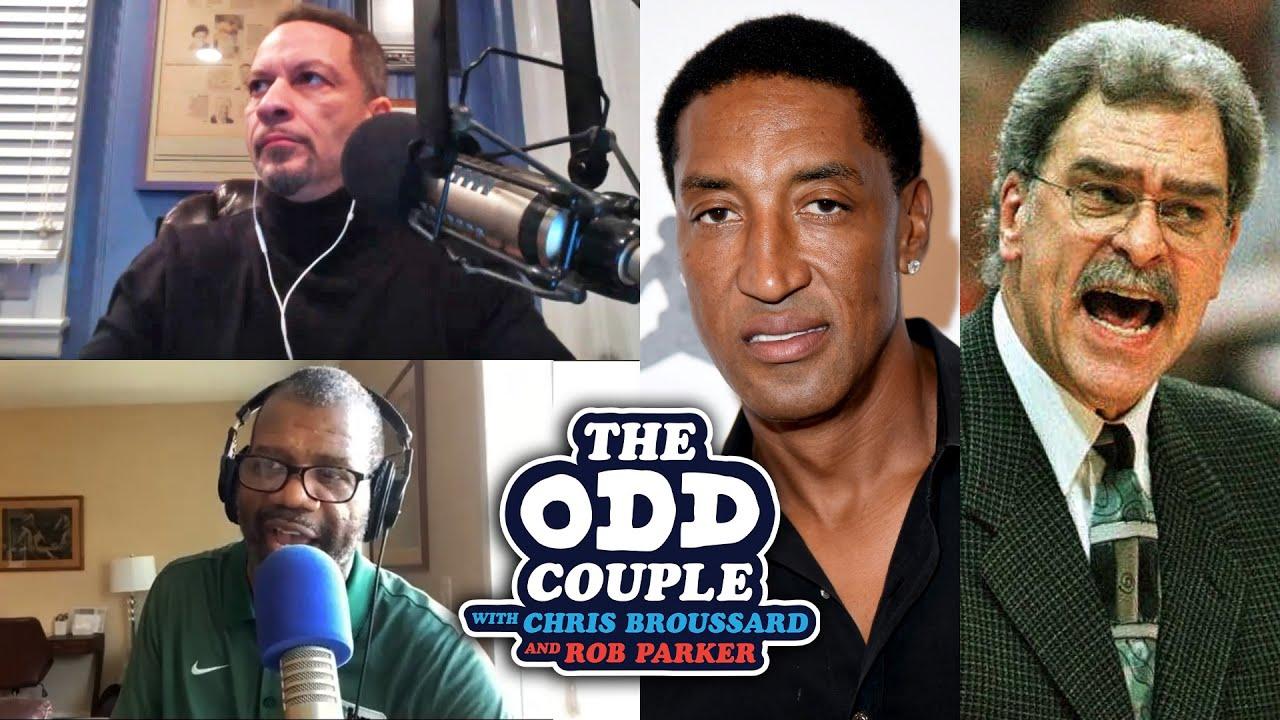Scottie Pippen says Phil Jackson is a racist