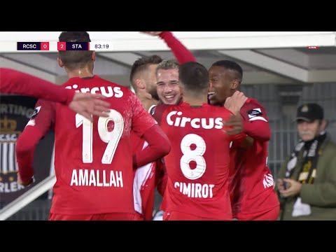 Charleroi Standard Liege Goals And Highlights