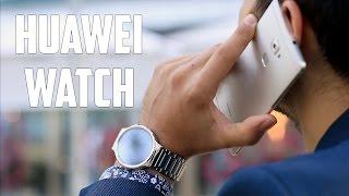 Huawei Watch, review en español