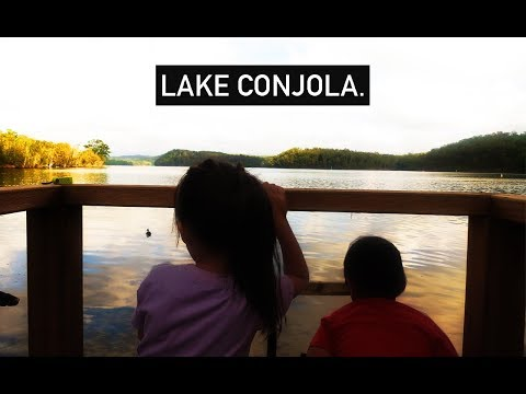 Vlog - Camping at Lake Conjola - Australia Day Weekend! || VANESSAS CORNER