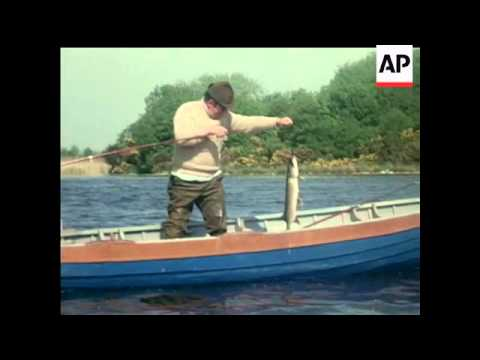 Fishing In Ireland - 1975