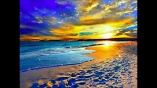 Colorful Landscapes Beach Sunset Ocean! Digital Art Photography! Photo Manipulation! Seascapes!