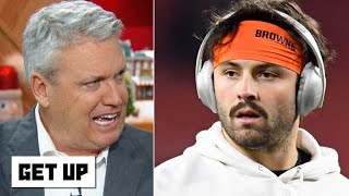 Rex Ryan is mad at himself for falling for Baker Mayfield and the Browns' hype | Get Up