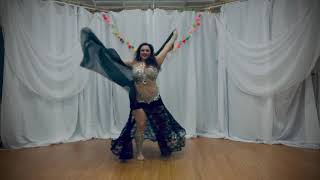 Veil Bellydance - Original Music and Improvised Dance by Thea