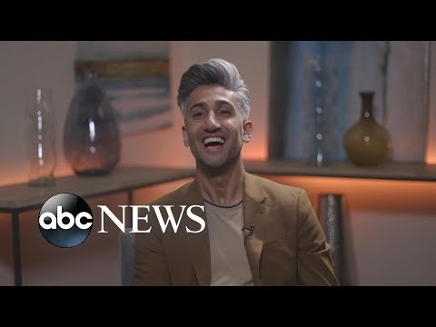 'Queer Eye' Star Tan France Gives Tips On How To Be More Stylish