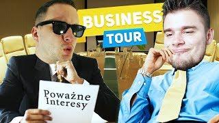 ZACZYNAMY GRAĆ TAKTYCZNIE, KONIEC WYGŁUPÓW! | Business Tour [#36] (With: Diabeuu, Dobrodziej, Plaga)