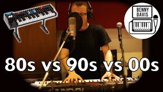 80s vs 90s vs 00s - Human Jukebox