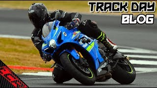 GSXR-1000R Track Day Spankings!! | PB Long Termer Gets A Workout