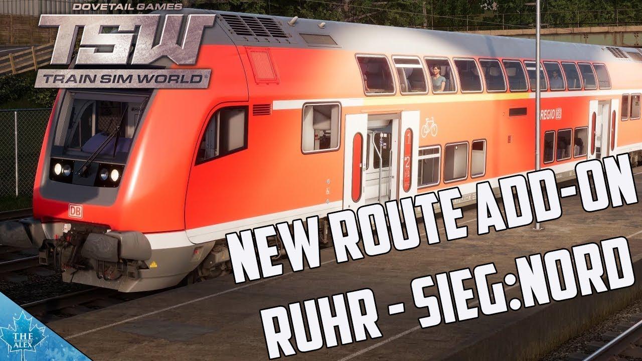 Train Sim World®: Ruhr-Sieg Nord: Hagen - Finnentrop Route