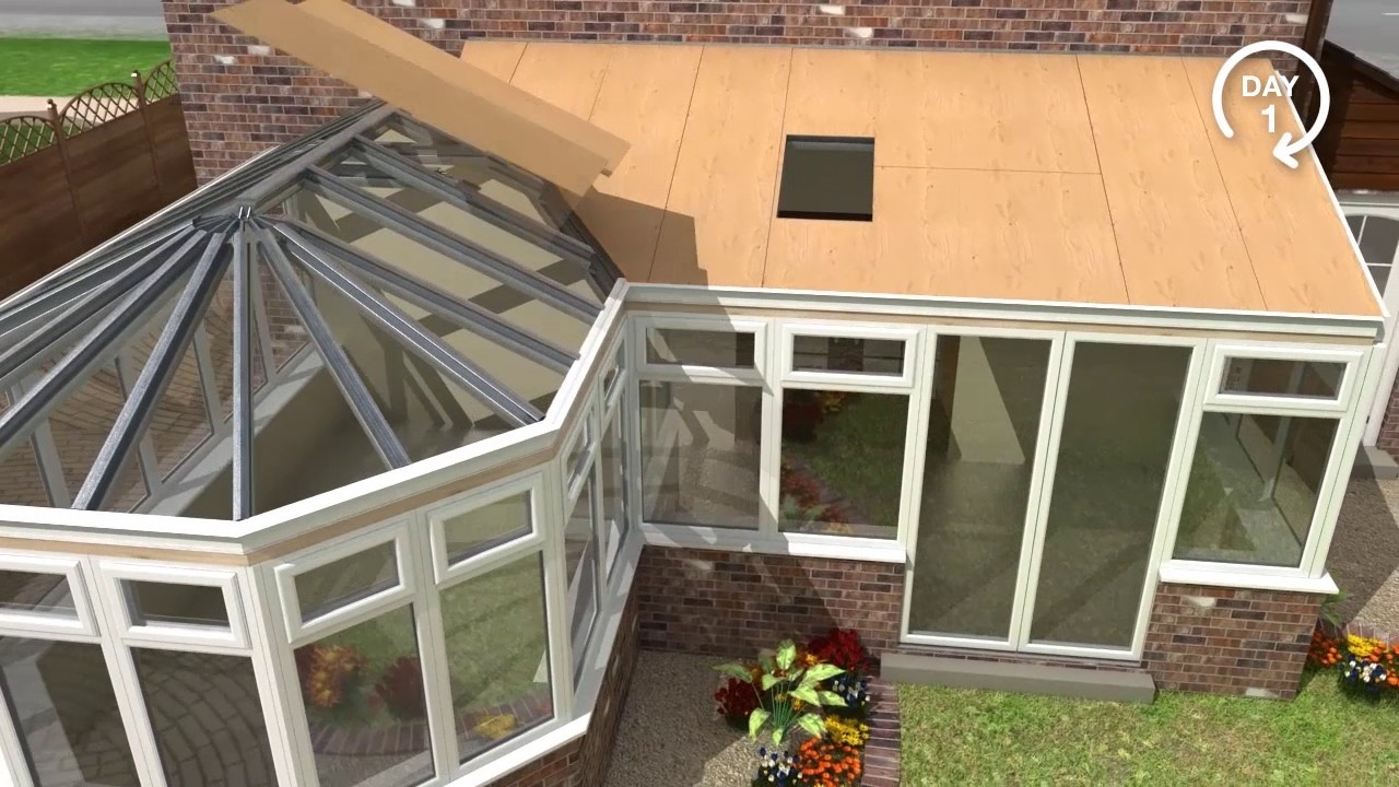 Marvelous Guardian Roof Installation Video