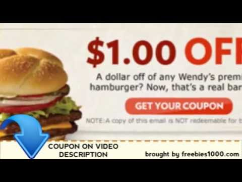 picture relating to Wendy's Printable Coupons identify Wendys Discount coupons - Wendys Printable Discount codes [Up to date]