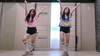 PRODUCE48 프로듀스48-내꺼야 (PICK ME) Dance cover by Sandyu0026Mandy (畫面加強版)