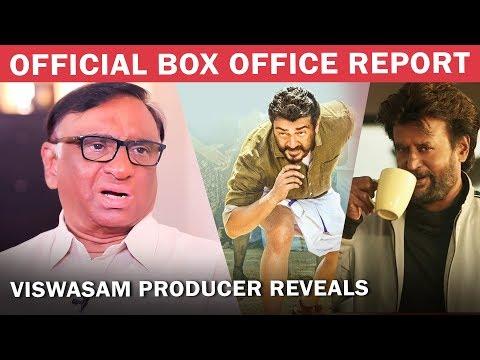 BREAKING: Ajith's Viswasam would have BEATEN Baahubali 2 Record... - Producer Thyagarajan