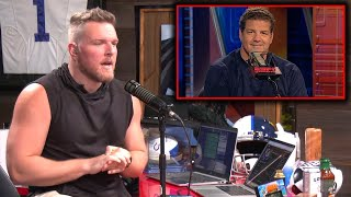 The Time Pat McAfee Almost Killed Mike Golic