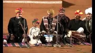 Nimbuda Nimbuda Rajasthani Folk Song by Manganiyars