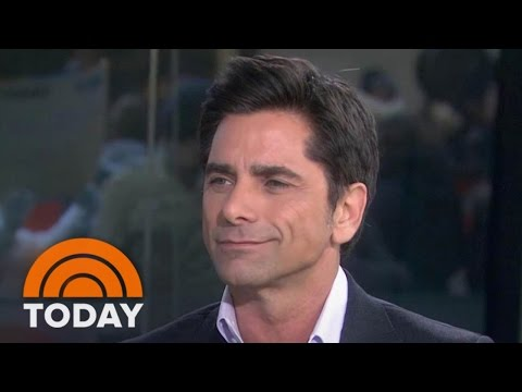 John Stamos: 'Fuller House' Gives People 'Comfort' | TODAY