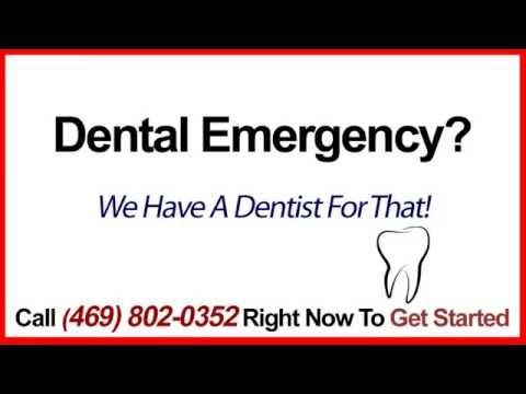 The Dental Emergency Room Highland Park Tx 469-802-0352