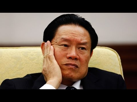 "The ""Biggest Tiger"" Under Arrest in China (LinkAsia: 8/1/14)"