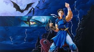 Castlevania: Dracula X (Rondo of Blood) Review for the PC Engine CD