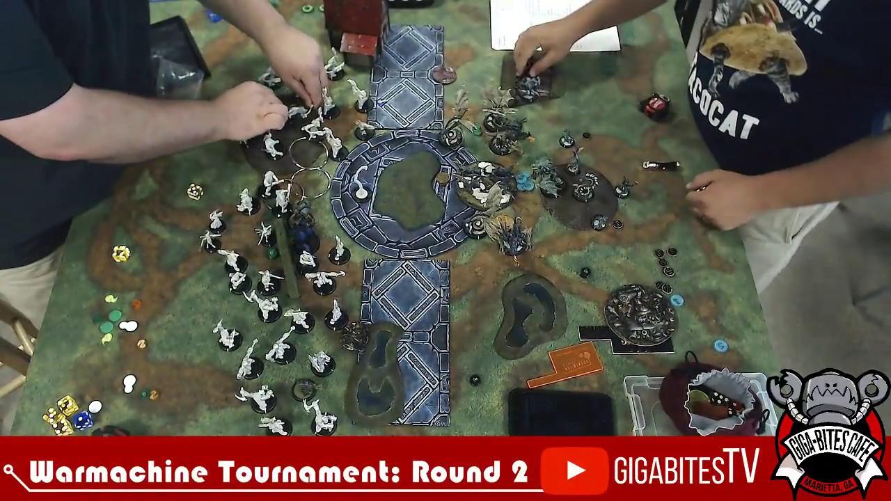 Download Giga-Con Round 3! Andrew Durso (Grymkin) vs Brandon Andrews (Mercs)