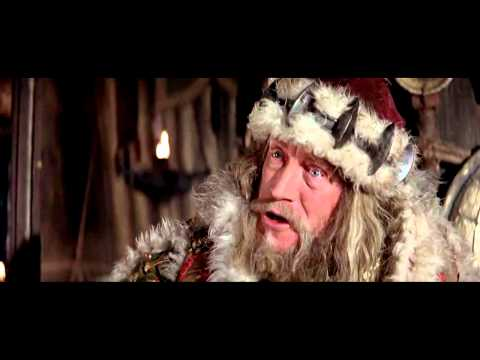 Great scene with Max von sydow as King Osric in Conan the Barbarian (1982) (HD-720p)