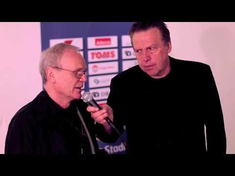 Erling Borgen intervjuer fotballeder Eldar Hansen