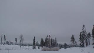 Launch of a Lyfta-XS rocket!