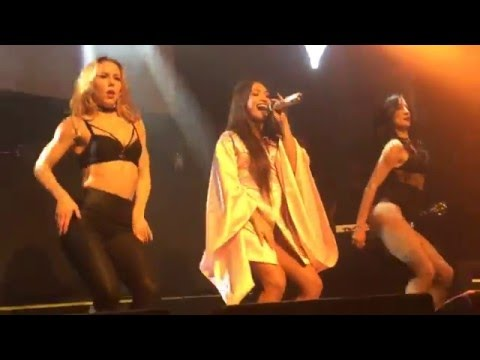 Vanessa White - Don't Wanna Be Your Lover (LIVE)